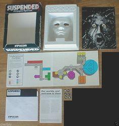 "Infocom - Suspended (CP/M 8"" disk)"