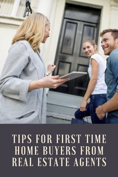 Thinking about purchasing your first home? We talked to real estate agents to get some helpful advice with first time home buyers in mind. Buying First Home, Home Buying Tips, Home Buying Process, First Time Home Buyers, Real Estate One, Real Estate Quotes, Real Estate Business, Real Estate Marketing, New Home Checklist