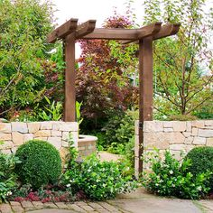Nice trellis. I need a new one since my wisteria arbor was crushed in the October snow storm.