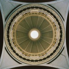 Dome #41106, San Isidroel Real, Madrid, 2003 - David Stephenson - Artists - Jackson Fine Art - Photography - Atlanta