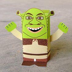 Toy-A-Day: Day 72: Shrek