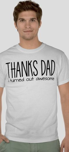 father's day shirt and tie card step by step