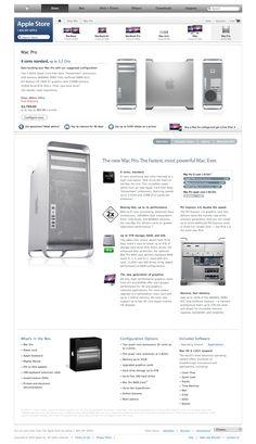 Apple Store (U.S.) - Mac Pro (09.06.2008)