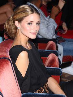 Olivia Palermo: maquillaje y peinados