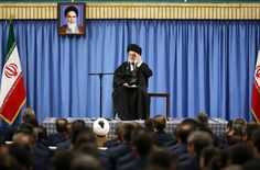 Iran's supreme leader 'thanks' Drumpf for revealing the 'real face of the United States'