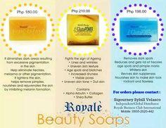 royale beauty soaps