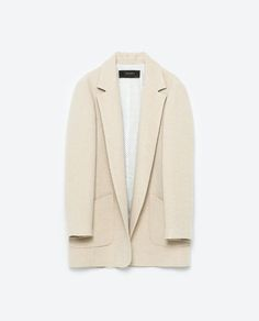 Image 8 of LONG BLAZER from Zara