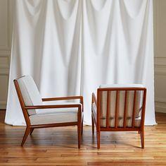 Armchairs by T.H Robsjohn-Gibbings