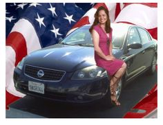 Christina Ostil's 2005 Nissan Altima