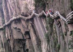 Climb Huang Shan