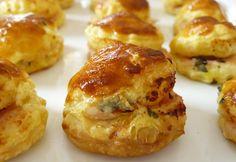 feuilletes-olives-jambon-chevre-frais-aperitif-dinatoire-apéritif-idée
