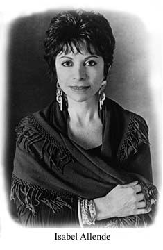 """Isabel Allende (born 1942) is a Chilean American writer, whose works sometimes contain aspects of the """"magic realist"""" tradition.  She is famous for novels such as The House of the Spirits and City of the Beasts."""