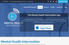 A Mature Mental Health Provider's website http://mentalhealthintervention.org/ POWERED BY FSD!;)
