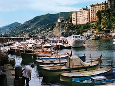 Tucked into a thyme-scented hillside, the slow-paced fishing village of Camogli is only a two-hour drive from Milan—and yet one of Italy's best-kept secrets.