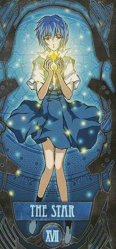 Tarot: Rei (La Estrella)