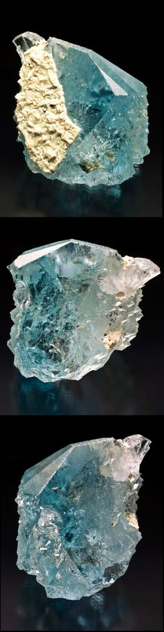 Topaz with Cookeite - From Virgem da Lapa, Minas Gerais, Brazil
