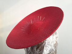 'Repurposed' placemat. via HaTalk. #millinery #judithm #hats