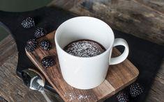 Brownie i kopp - Oppskrift - Godt.no Brownie brownie i kopp uten egg Brownies, Sweet Tooth, Deserts, Food And Drink, Cooking Recipes, Chocolate, Baking, Tableware, Drinks