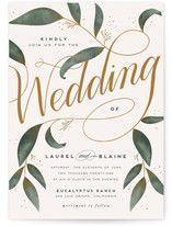 Wedding Invitations | Minted #weddinginvitation