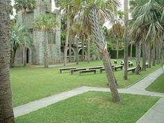 Atalaya Castle Huntington Beach State Park Trip