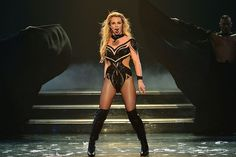 Britney Spears performing - Britney Spears' Next Album: Things That Need To Happen
