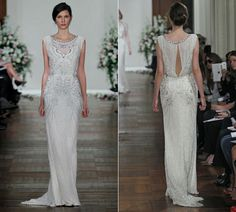 esme by jenny packham | Most pinned wedding dress of 2013: Jenny Packham's Esme bridal gown