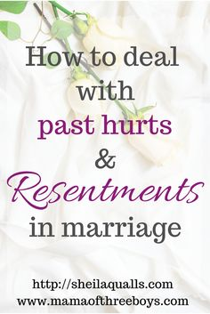 I am overjoyed to have Sheila Qualls write a marriage post for me today, she was glad to offer her advice from her 30 years of experience! My husband and I got married shortly after we graduated college. At that … Continued
