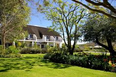 WedgeView Country House & Spa, Stellenbosch (Western Cape), South Africa