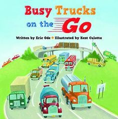 Kirkus Review of Busy Trucks on the Go as seen here https://n2252.myubam.com/c/105/3-years-and-up