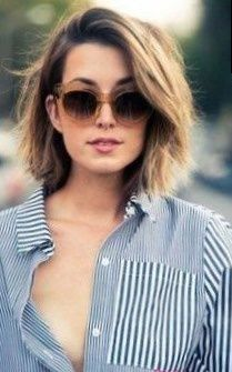Frisuren 2018 Frauen Mittellang Haar In 2018 Pinterest Hair