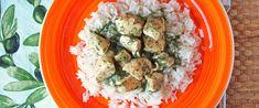 20 perces szaftos, kapros csirkemell: mennyei ebéd egyszerűen - Receptek | Sóbors Diabetic Recipes, Diet Recipes, Potato Salad, Potatoes, Meat, Chicken, Ethnic Recipes, Food, Bulgur