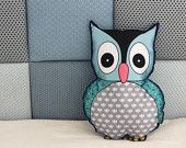 Sweet sweet owl pillow piccolina boutique  https://www.etsy.com/listing/123862570/blue-owl-pillow-kids-pillow-soft-toddler?ref=shop_home_active_18