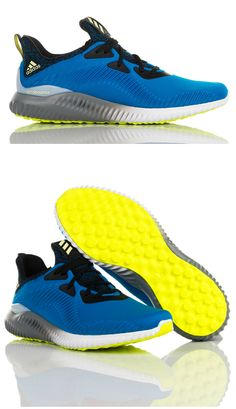 Bright colors. Bold style. The adidas Alphabounce combines both in one eye-catching running shoe.