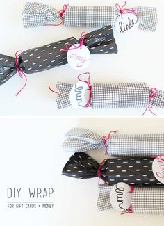10 Quirky Christmas Gift Wrap Ideas