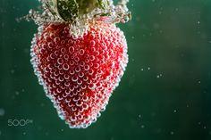 Strawberry by Laurens Kaldeway on 500px