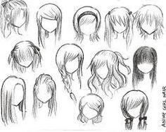 Mangá- Como Desenhar Rosto, Expressões Faciais e Cabelo: Passo-a-passo