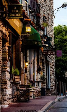 Dusk in Antibes, France • photo: Paulo Pedro de Sousa on Flickr