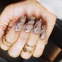 @philglamournails _____________________________________________________________ #nails #nail #beauty #pretty #girl #girls #sparkles #styles #gliter #nailart #art #opi #essie #unhas #preto #branco #rosa #love #shiny #polish #nailpolish #nailswag #anastasiabeverlyhills #vegas_nay #wakeupandmakeup #hudabeauty #instanails #notpolish #instanails #notd by thenaillife_