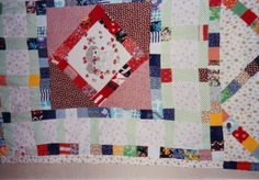 pestrý patchwork