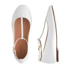 e3f9a862d5d7 Girls  patent leather t-strap ballet flats - flats  amp  moccasins - Girl s.  Girls Ballet ShoesFlower ...