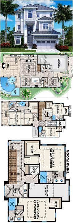 House Plan 75951