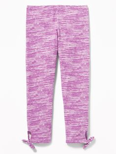 Shop Old Navy Girls' pants, leggings, skirts and shorts all in one place. Toddler Girl Gifts, Toddler Boy Fashion, Toddler Girl Style, Baby Girl Fashion, Toddler Leggings, Cute Leggings, Girls In Leggings, Girls Pants, Maternity Shops