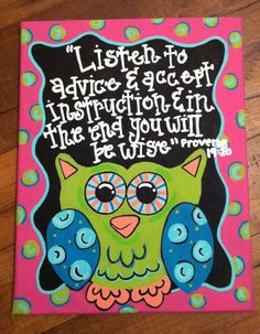 Always an owl girl.  Who knew the path they would take me on.