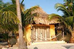 Matachica Beach Resort in Belize.   http://matachica.com/homepage/