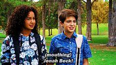 It's Jonah Beck! Lol