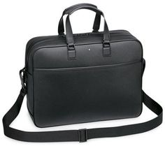 Extreme Embossed Leather Briefcase