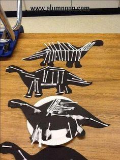 30 Manualidades de Dinossauros para crianças. - Educação Infantil - Aluno On
