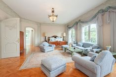 French Baroque Beverly Hills Chateau