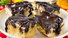 Fakanalas süti: Csak kevered, sütöd, lyukasztod és öntöd a krémet - Blikk Rúzs Hot Dog, Desserts, Food, Tailgate Desserts, Deserts, Essen, Postres, Meals, Dessert