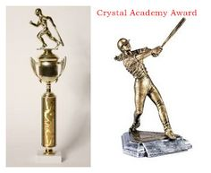 From here:www.xagloryaward.com. The most important is that the Crystal Academy Award could better encourage and inspire awards recipients.